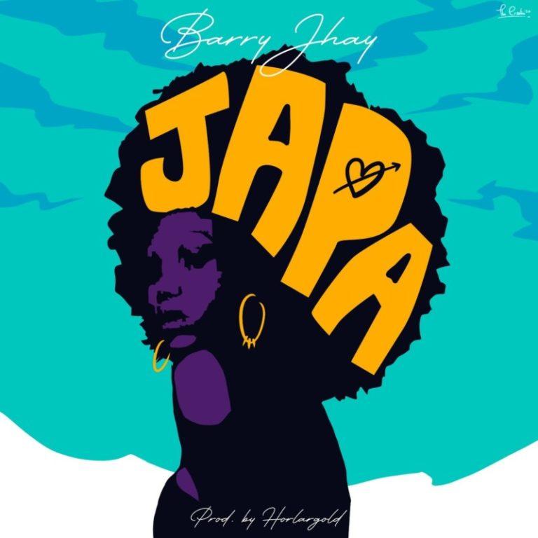 Barry Jhay sings Japa