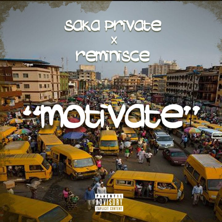 Saka features Reminisce in Motivate